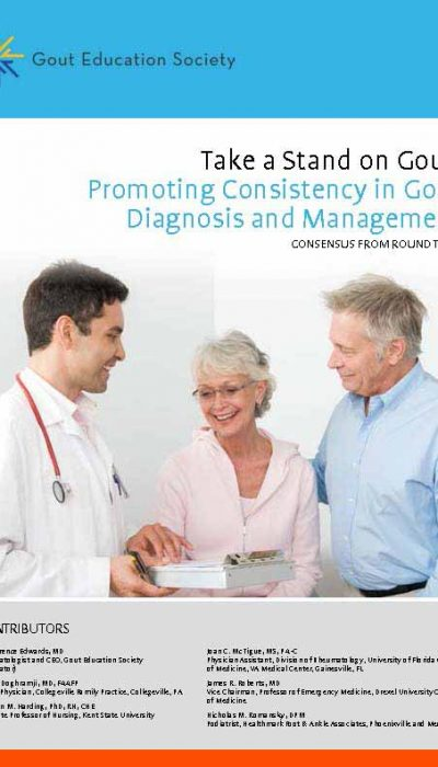 Roundtable Consensus Paper- Promoting Consistency in Gout Diagnosis and Treatment_